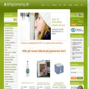 BilligCamping.dk