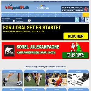 Billigsport24.dk