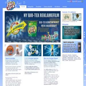 Biotex - Vaskemidler og pletfjerner