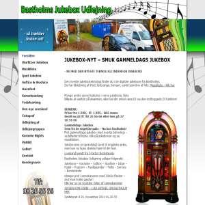 Bastholms Jukebox Udlejning