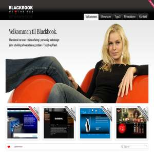 Blackbook - We love the web