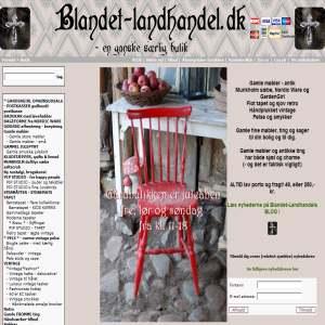 Blandet-landhandel.dk
