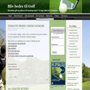 Bliv Bedre til Golf