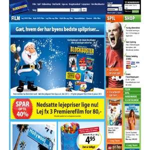 Blockbuster - Køb og lej video