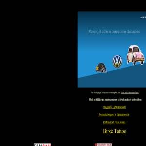 Bobbelbilens hjemmeside