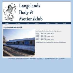Langelands body og motionsklub
