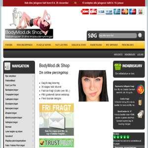 BodyMod.dk - Danmarks største tattoo og piercing website