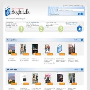 Find bogpriser på Boghit