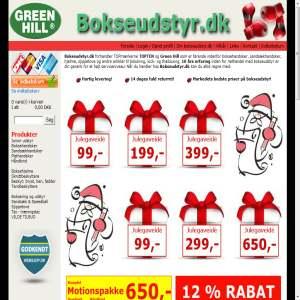 Bokseudstyr.dk - boksning & Kickboxing