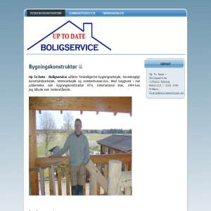 Up To Date - Boligservice