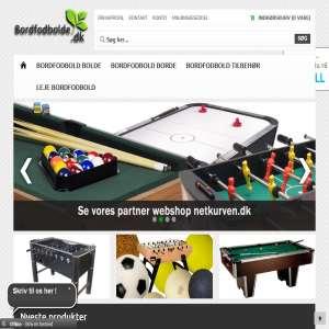 Bordfodbolde.dk