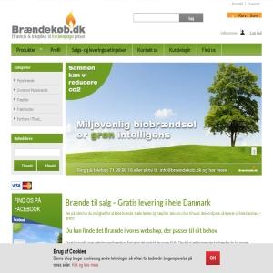 Braendekob.dk