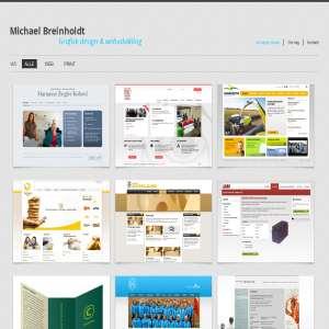 Grafisk designer - Michael Breinholdt