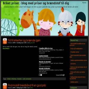 Briket-priser.dk