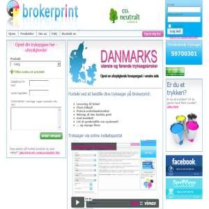 Tryksager med Broker Print