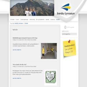 Brøndby Gymnasium - Idræt, IT & Internationalisering