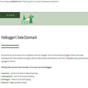 Bryrup Hal-Byggeri A/S