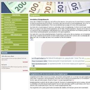 Budgetskema i excel - download gratis | Budgetskema.info
