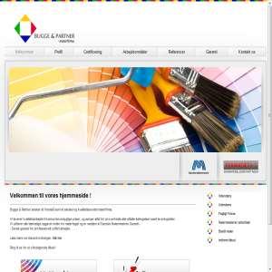 Bugge & Partner Maler firma
