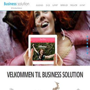 Professionel webdesign