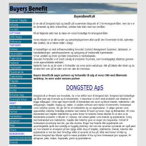 Buyersbenefit.dk