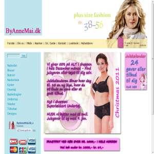ByAnneMai - modetøj til store piger