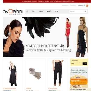 Designer dametøj på byDehn