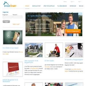Byggestart.dk - Murer, Maler og Tømrer