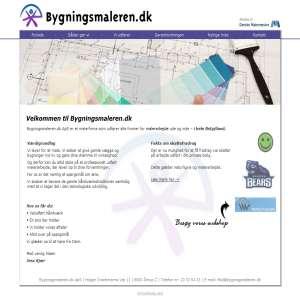 Maler Århus - Bygningsmaleren.dk