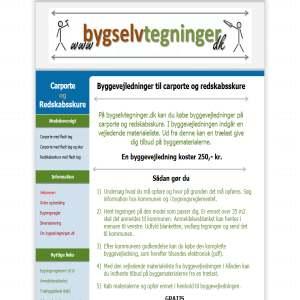Bygselvtegninger.dk