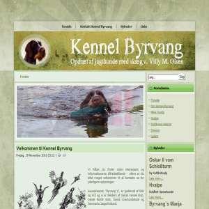 Kennel Byrvang - jagt og opdræt af ruhårede hønsehunde og gravhunde