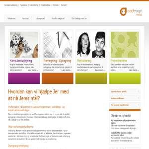 Konsulentudlejning, rentegning og rekruttering til danske tegnestuer