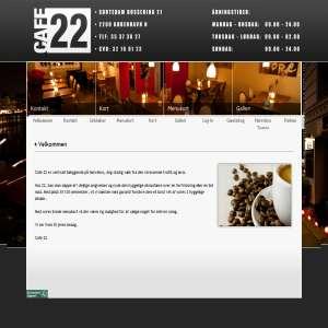 Café 22 - Restaurant & bar København