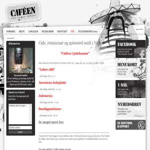 Caféen - Den Gamle Arrest