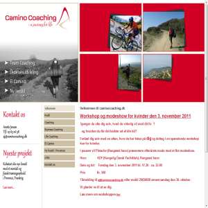 Camino Coaching - Professionel Coach