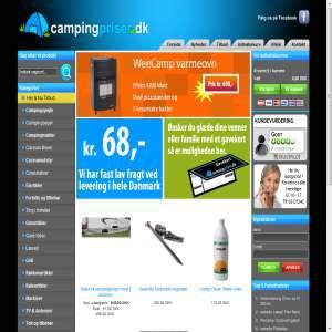 Campingpriser.dk