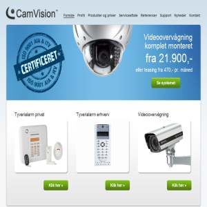 CamVision A/S