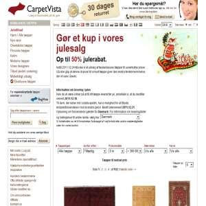 CarpetVista.dk - Ægte Tæpper