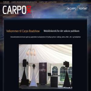 Carpo Roadshow