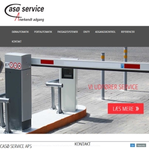 Casø Service