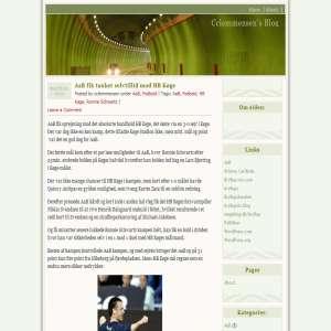 CClemmensens Blog