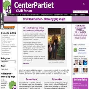 Centerpartiet i Danmark