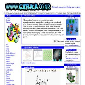 Cirka - matematik gennem spil og sjov
