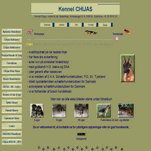 Kennel Chijas schæferhundopdræt