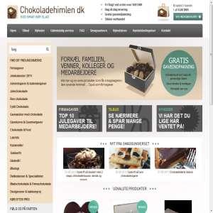 Chokoladehimlen.dk