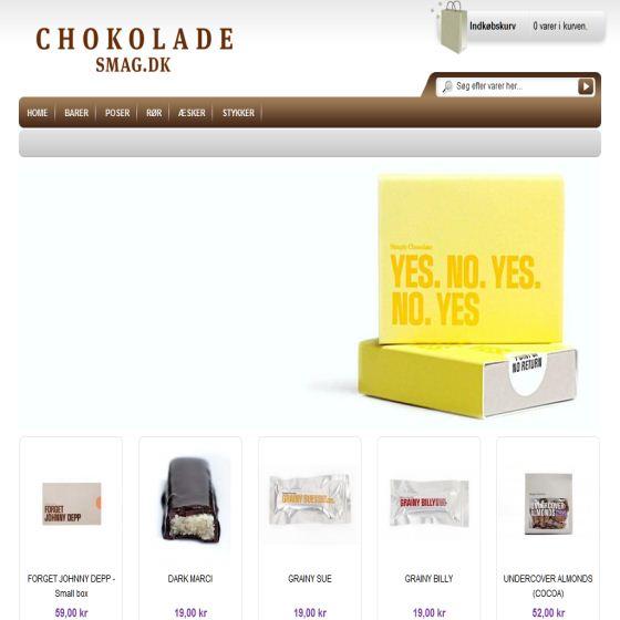 Chokoladesmag.dk