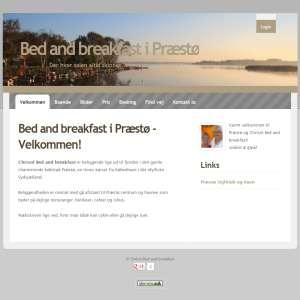 Chrisol Bed and Breakfast i Præstø