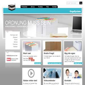 Classei.dk - Papir organisering & arkivering