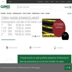 Clemco Danmark ApS