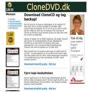 CloneCD.dk